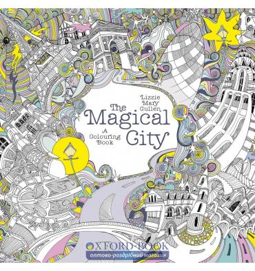 Книга The Magical City Cullen, P ISBN 9781405924092