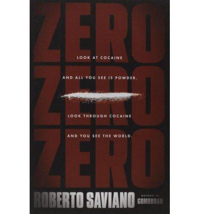 Книга Zero Zero Zero ISBN 9781846147715