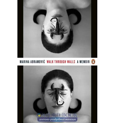 Книга Walk Through Walls: A Memoir [Paperback] Abramovic, M ISBN 9780241974520