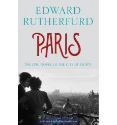 Книга Paris. The Epic Novel of the City of Lights  9781444736809 купить Киев Украина