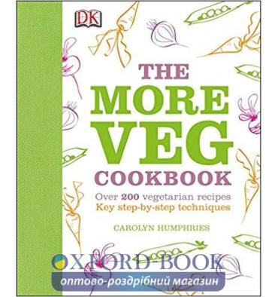 Книга The More Veg Cookbook Humphries, C ISBN 9781409318231