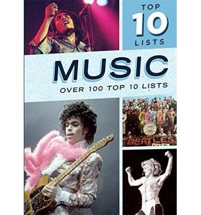 Книга Top 10 Lists: Music Harsent B ISBN 9780753728574