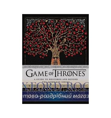 Книжка Game of Thrones: A Guide to Westeros and Beyond Mcnutt, M ISBN 9780241355510