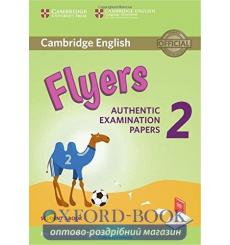 Учебник Cambridge English YLE Flyers 2 for Revised Exam 2018 Students Book ISBN 9781316636251 купить Киев Украина