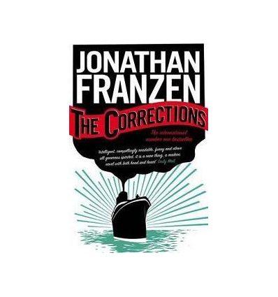 Книга The Corrections Franzen, J. ISBN 9780007232444