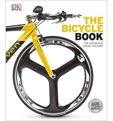 Книжка The Bicycle Book ISBN 9780241226117
