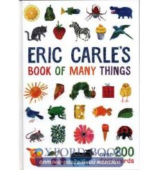 Eric Carles Book of Many Things Eric Carle 9780141374369 купить Киев Украина