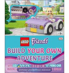 Lego Friends: Build Your Own Adventure 9780241187555 купить Киев Украина