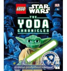 LEGO Star Wars: Yoda Chronicles Lipkowitz, D. 9781409333586 купить Киев Украина