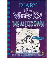 Diary of a Wimpy Kid Book13: The Meltdown [Paperback] Kinney, J. 9780241389324 купить Киев Украина