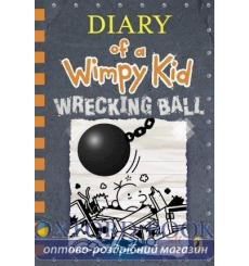 Diary of a Wimpy Kid Book14: Wrecking Ball [Hardcover] Kinney, J. 9780241412039 купить Киев Украина