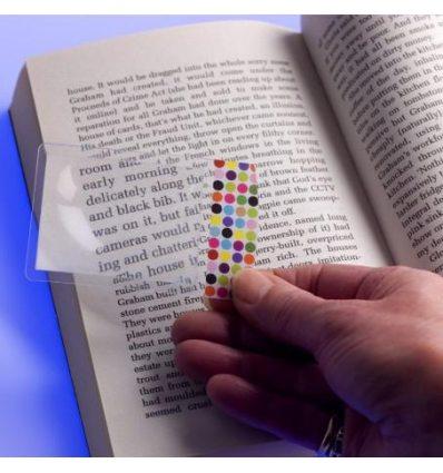 Книга Flexible Magnifier Wallet Size Dots 5060213014978 ISBN 5060213014978