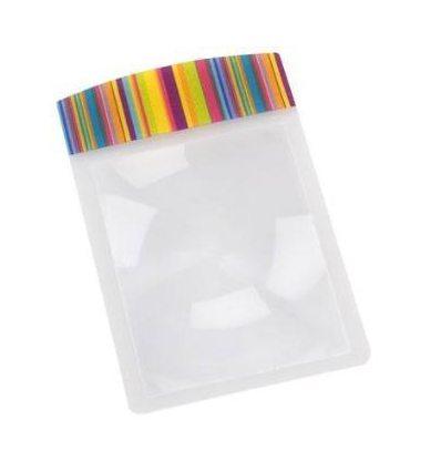 Книга Flexible Magnifier Wallet Size Stripes 5060213014961 ISBN 5060213014961