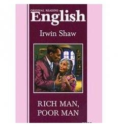 Книжка Богач,бедняк (кн.для чтения на англ.яз) Шоу И. ISBN 9785992511246