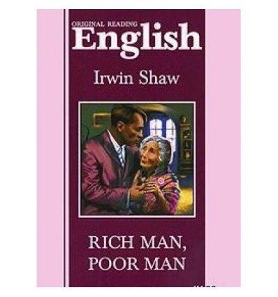 Книга Богач,бедняк (кн.для чтения на англ.яз) Шоу И. ISBN 9785992511246