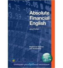 Книга Absolute Financial English Book with Audio CD Pratten, J. 9781905085286
