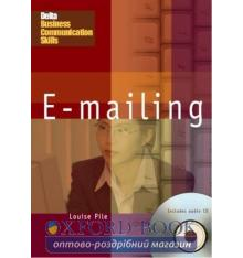 Книга Delta Business Communication Skills: E-mailing Book with Audio CD 9781900783811