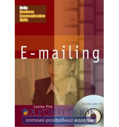 Книга Delta Business Communication Skills: E-mailing Book with Audio CD 9781900783811