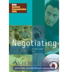 Книга Delta Business Communication Skills: Negotiating Book with Audio CD 9781905085132