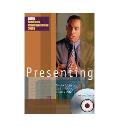 Книга Delta Business Communication Skills: Presenting Book with Audio CD 9781900783958