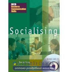 Книга Delta Business Communication Skills: Socialising Book with Audio CD 9781900783941