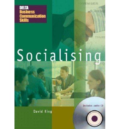 Книга Delta Business Communication Skills: Socialising Book with Audio CD 9781900783941