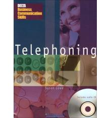 Книга Delta Business Communication Skills: Telephoning Book with Audio CD 9781900783798