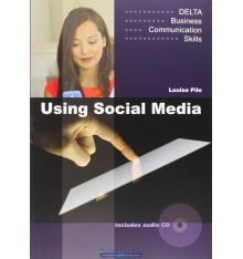Книга Delta Business Communication Skills: Using Social Media with Audio CD Watkins, P. 9781905085941