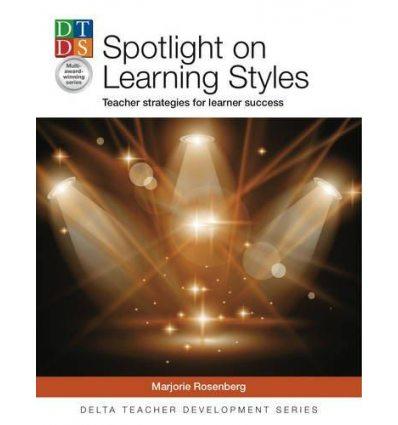 Книга DTDS: Spotlight on Learning Styles 9781905085712