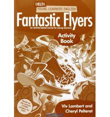 Книга Fantastic Flyers Activity Book 9781905085101