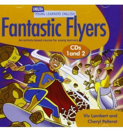 Книга Fantastic Flyers Audio CDs (2) Pelteret, Ch. & Lambert, V. 9781905085125