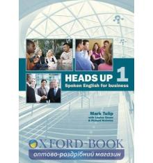 Книга Heads Up 1 Student Book with Audio CDs (2) Spoken English for Business Tulip, M. 9781905085965