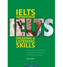 Книга IELTS Advantage Speak & Listening Skills with CD Marks, J. 9781905085644
