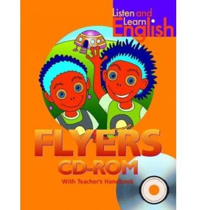 Книга Listen & Learn English Flyers CD-ROM Pack 9781900783859