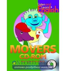 Книга Listen & Learn English Movers CD-ROM Pack 9781900783842