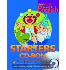 Книга Listen & Learn English Starters CD-ROM Pack 9781900783835