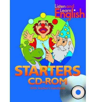 Книга Listen & Learn English Starters CD-ROM Pack 9781900783835