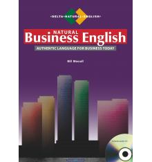 Книга Natural Business English + Audio CD Mascull, B. 9781905085729