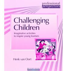 Книга Professional Perspectives: Challenging Children 9781900783934