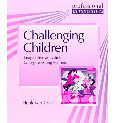 Книга Professional Perspectives: Challenging Children 9781900783934