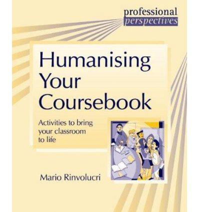 Книга Professional Perspectives: Humanising Your Coursebook 9780954198602