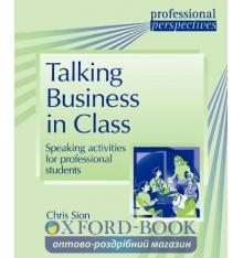 Книга Professional Perspectives: Talking Business in Class 9781900783644