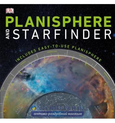 Книга Planisphere and Starfinder New Ed. Stott, C. ISBN 9780241399545