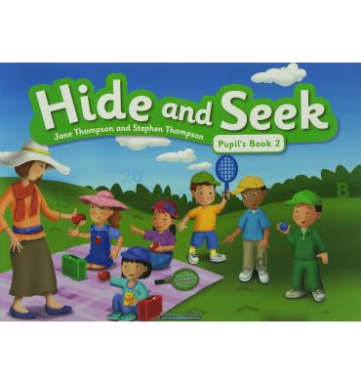 Книга Hide and Seek 2 Pupils Book Thompson, J. ISBN 9781408062340
