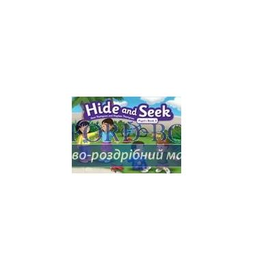 Книга Hide and Seek 3 Pupils Book Thompson, J. ISBN 9781408062517