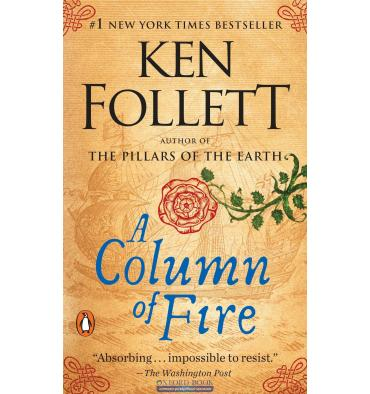 Книга Column of Fire,A [Paperback] Follett, K. ISBN 9780525505075
