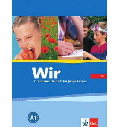 Книга WIR 1 CD ISBN 9789663620084