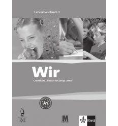 Книжка WIR 1 Книжка для вчителя ISBN 9786177074631