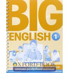 Книга для учителя Big English 1 Teachers book ISBN 9781447950660 купить Киев Украина