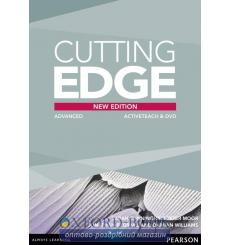 Книга Cutting Edge 3rd ed Advanced ActiveTeach CD ISBN 9781447906216 купить Киев Украина
